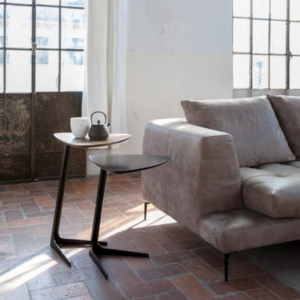 Sofa and side table
